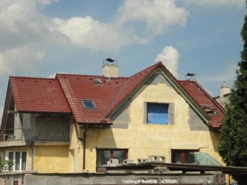 Betonové krytiny